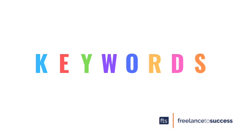 Simply, what are keywords?