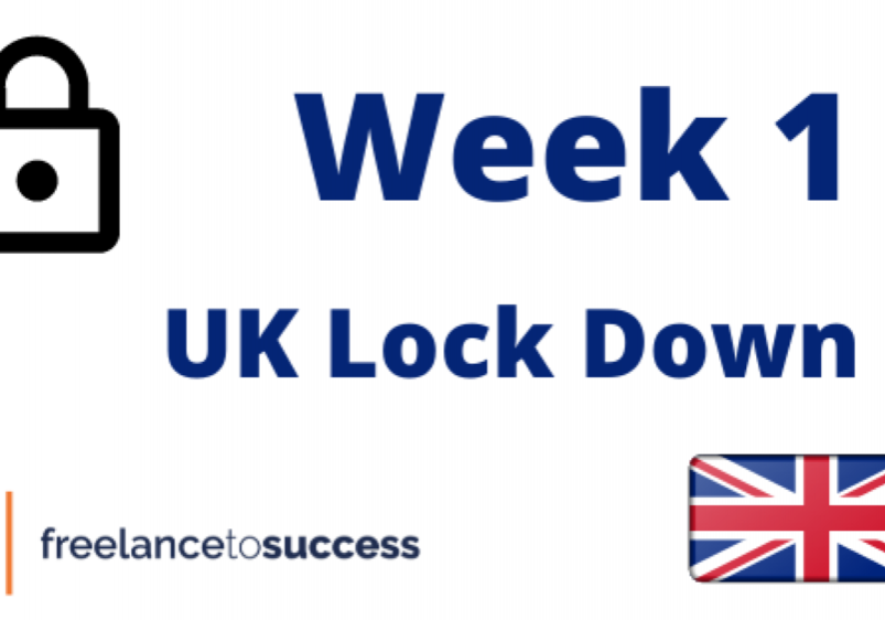 Week 1 lockdown